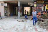 plato na Sumadijskom trgu rekonstrukcija