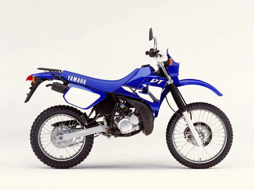 2. Yamaha DR 125