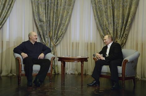 """""""Treba oslabiti osovinu Moskva-Minsk"""""""