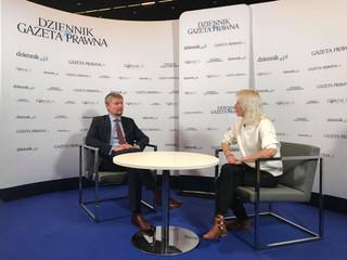 Prezes Gaz-Systemu: Baltic Pipe dogania Nord Stream 2 [EKG 2020]
