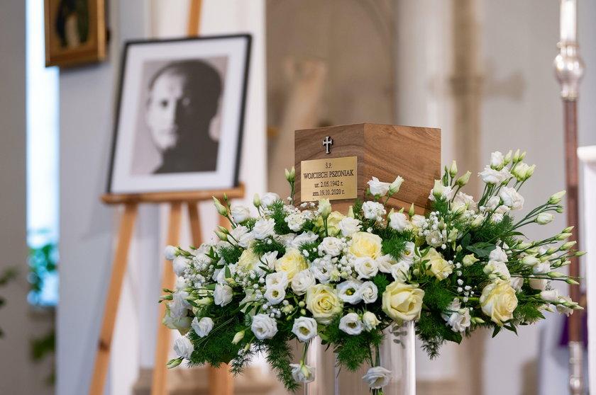 Pogrzeb Wojciecha Pszoniaka