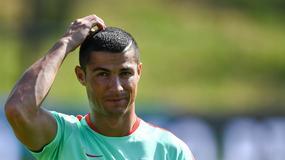 Cristiano Ronaldo zachęca do oddawania krwi