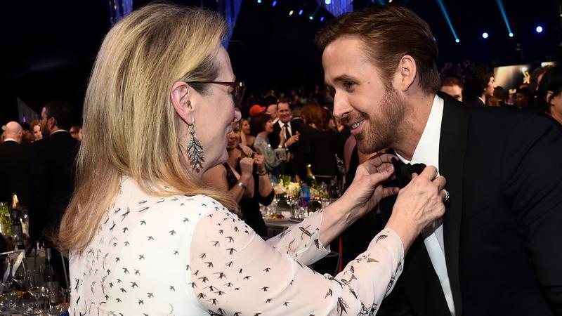 Meryl Streep i Ryan Gosling