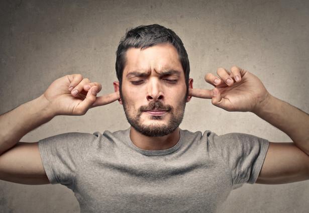Hałas jest jednym z czynników uciążliwych dla człowieka