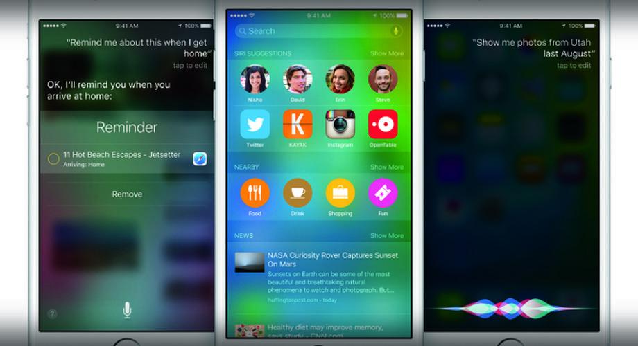 iOS 9 bringt verbesserten Schutz der Privatsphäre