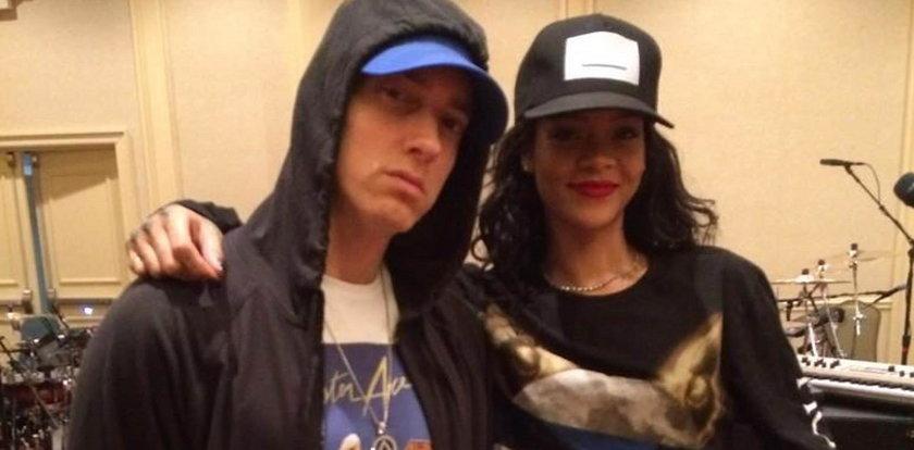 Eminem przeprasza Rihannę na nowej płycie. O co poszło?