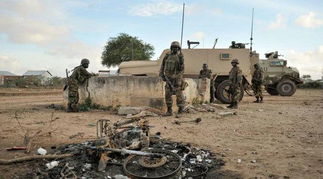 KDF troops in Somalia have made tremebdous achievements, liberaing Several towns from the enclave of Al-Shabaab