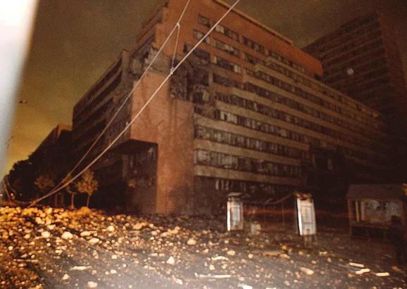 Generalštab koji je stradao tokom NATO bombardovanja