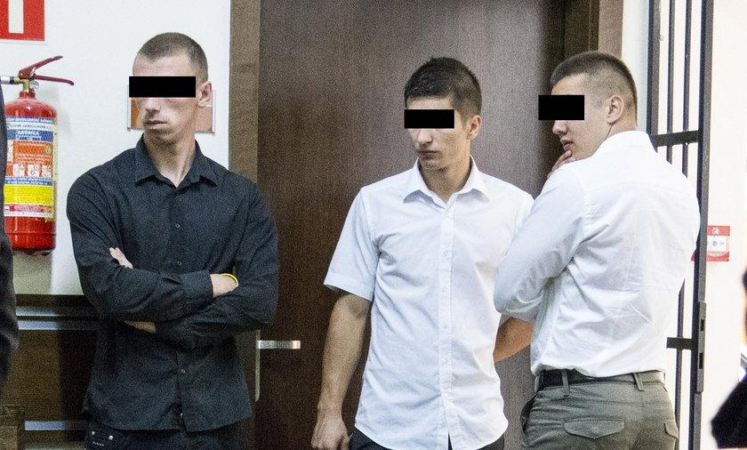 Proces za gwałt w Pietrzykowicach
