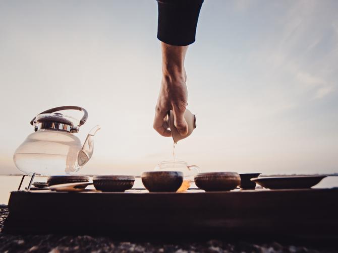 Kakva se simbolika krije u običnoj šoljici čaja?