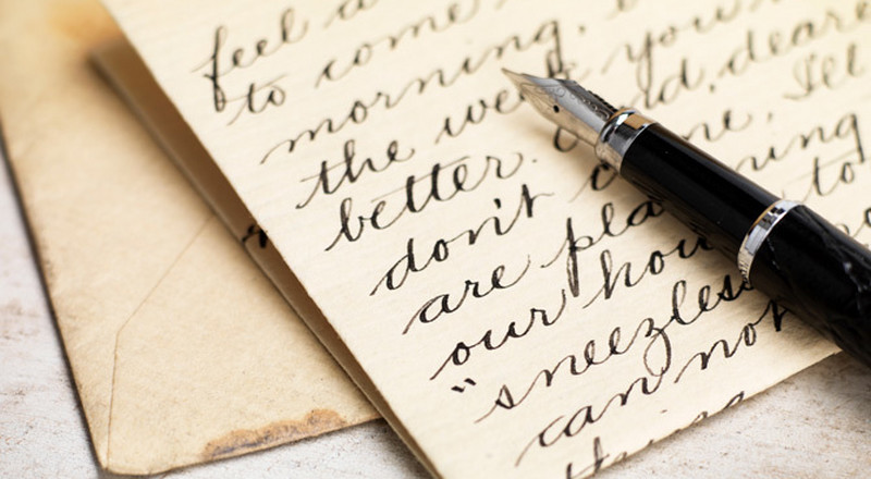Read 10 of the most romantic love letters of all time