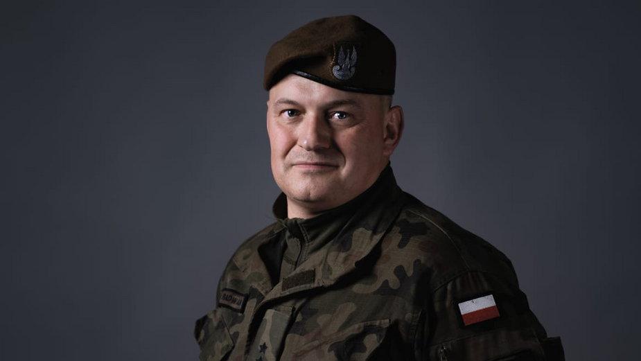 ppłk. Mirosław Radwan