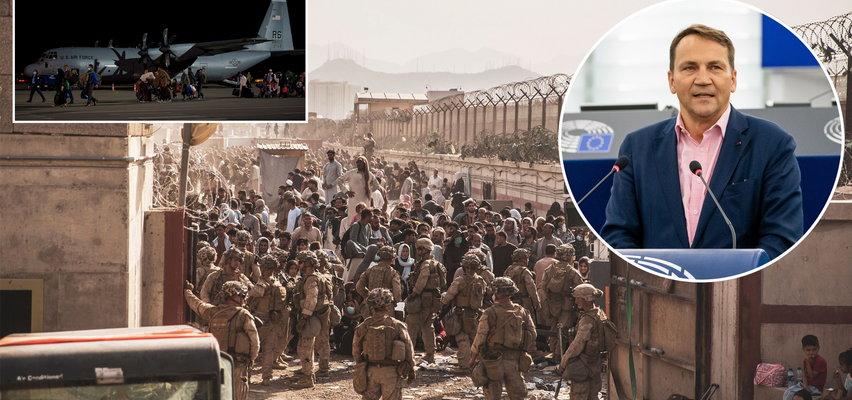 Afganistan był do uratowania? Sikorski wskazuje, jak USA mogły to zrobić