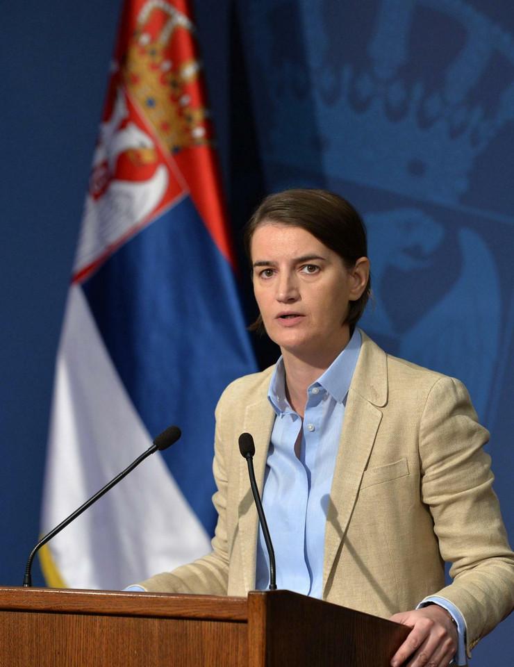 Ana Brnabić, Slavica Đukić Dejanović, Savet za populacionu politiku