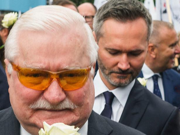 Lech Wałęsa Fot. Maksymilian Rigamonti