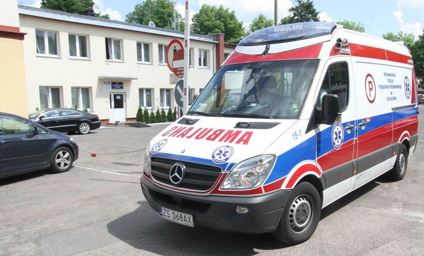 W Gdańsku zmarło dziecko porażone prądem