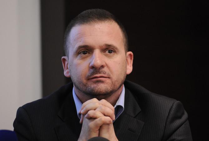 Prvi Elenin suprug: Predrag Mijatović