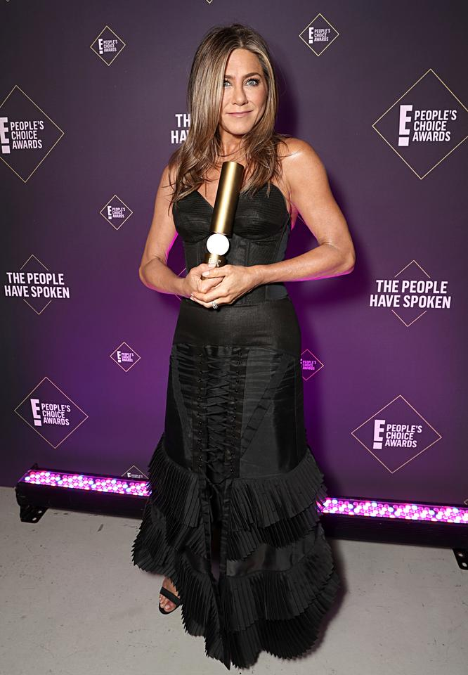 People's Choice Awards 2019: Jennifer Aniston