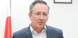Skompromitowany minister doradcą PO