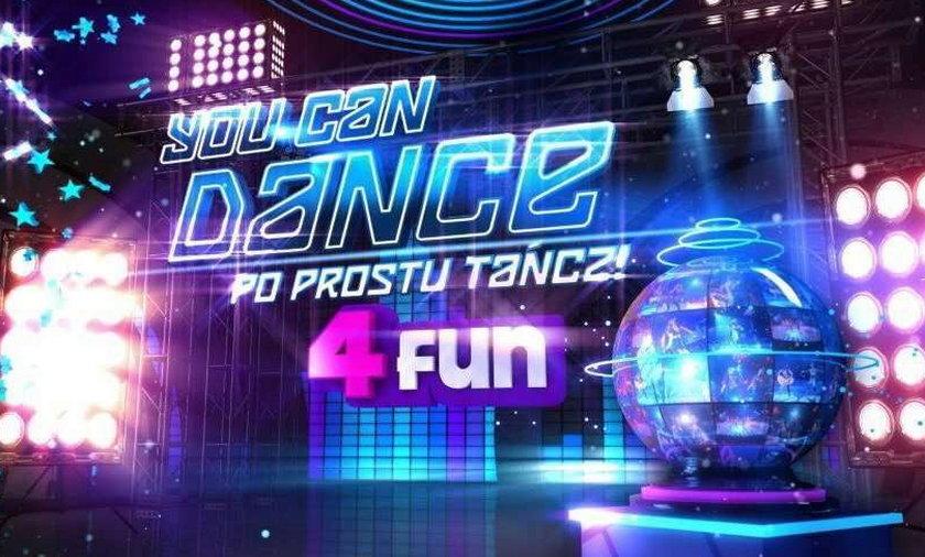 VI edycja You Can Dance od kulis w 4fun.tv