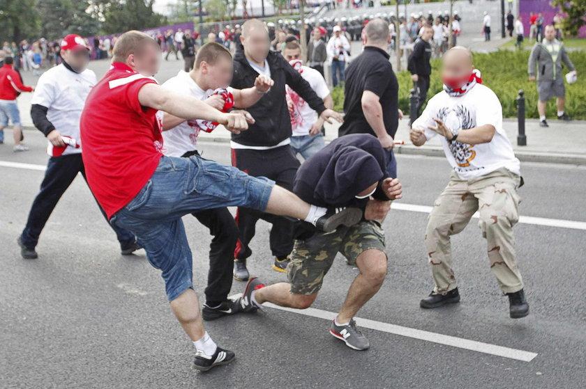 Rosja została ukarana za awantury z udziałem kibiców z tego kraju