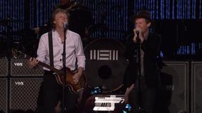 Paul McCartney i Beck wspólnie wystąpili