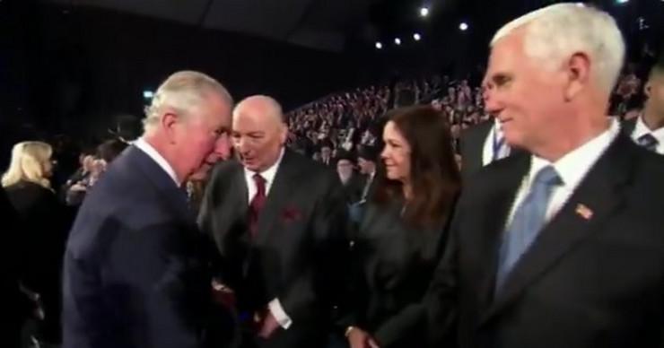 Princ Čarls Majk Pens