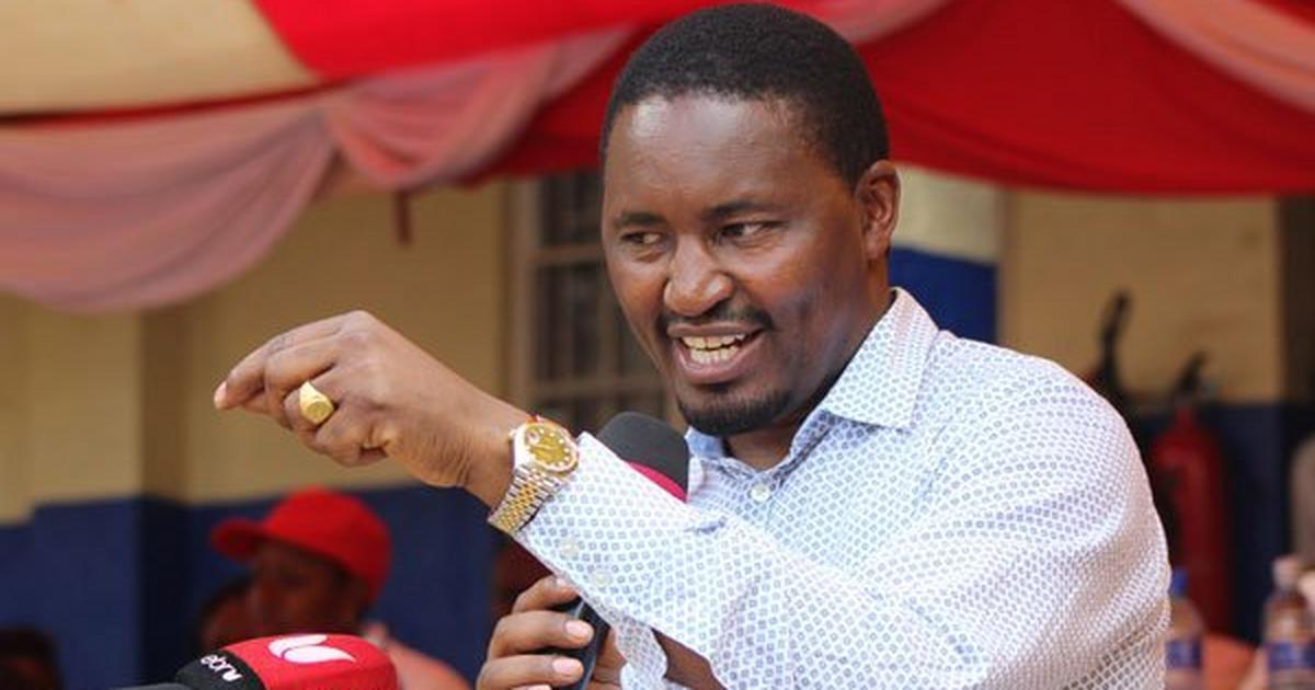 I still feel pain for my son – Mwangi Kiunjuri says President Uhuru Kenyatta caused him the worst humiliation [ARTICLE]