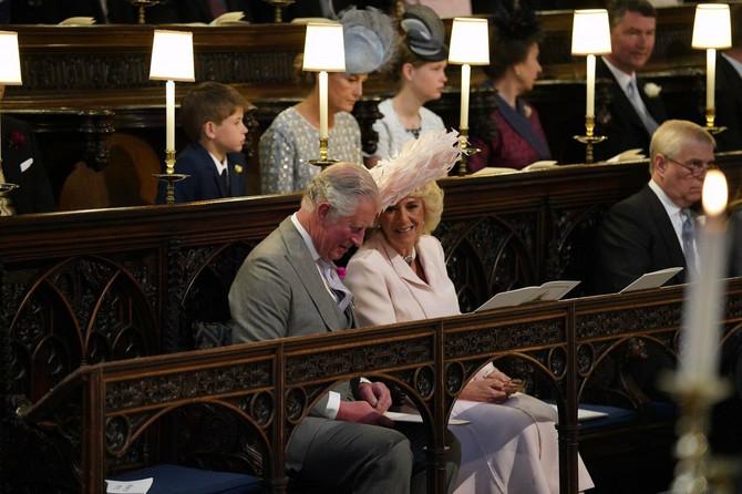Princ Čarls sa suprugom Kamilom