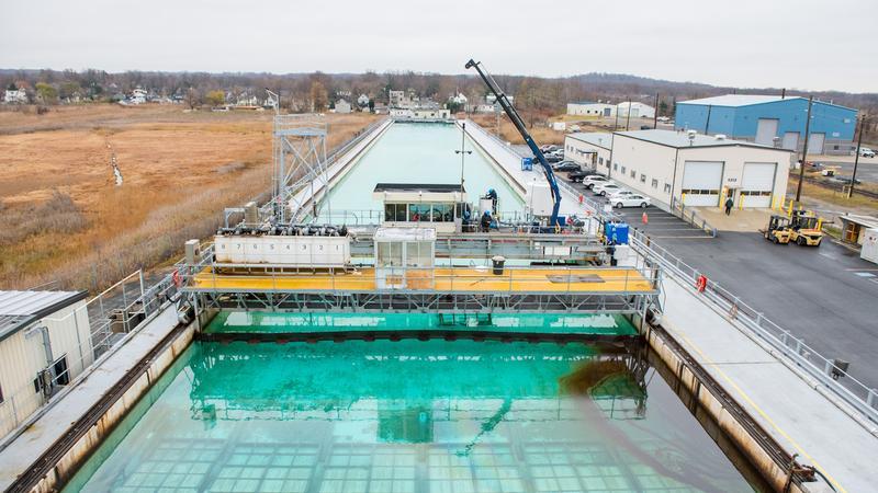 Argonne National Laboratory gdzie opracowana została Oleo Sponge