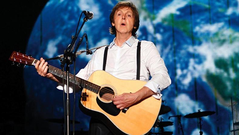 Paul McCartney też włączył się do akcji