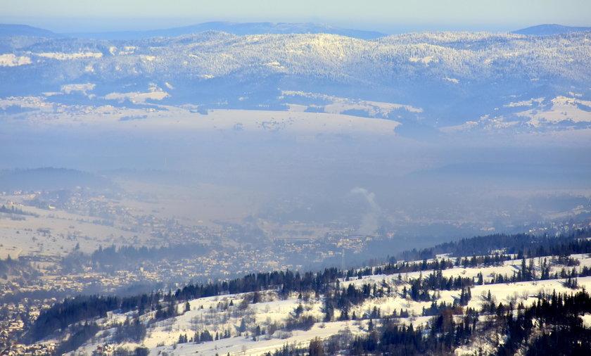 Jest smog, a uzdrowiska i tak pobierają opłatę klimatyczną