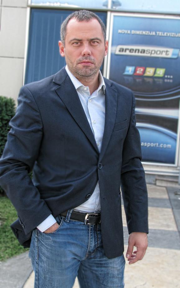 Novinar TV Arena Ivan Radulović
