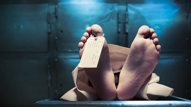 Zmarły pacjent
