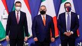 """Morawiecki spotkał się z Orbanem i Salvinim. """"Chcemy renesansu Europy"""""""