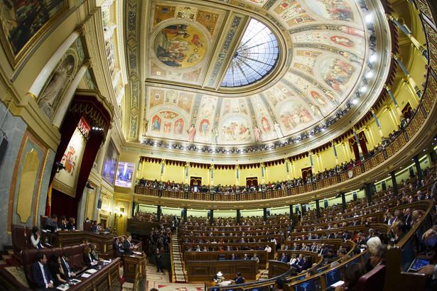 Hiszpański parlament