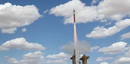 Miniaturowy pocisk zestrzeli rakietę!