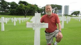 Człowiek, który odwiedził (prawie) wszystkie miejsca na świecie - Donald Parrish Jr