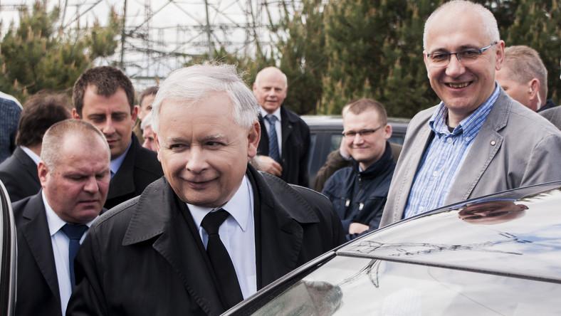 Karczewski szefem sztabu wyborczego PiS, Brudziński jego zastępcą