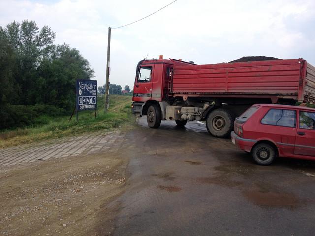 Uslikani kamioni