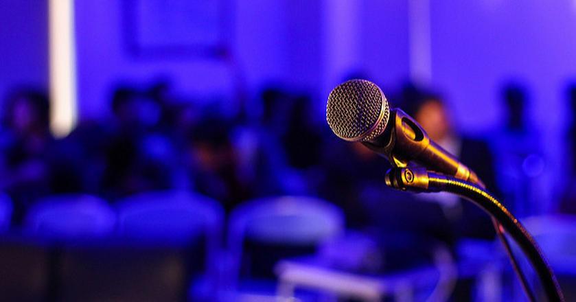 Podczas prezentacji i wystąpień trzeba trzymać się jednej, najważniejszej zasady