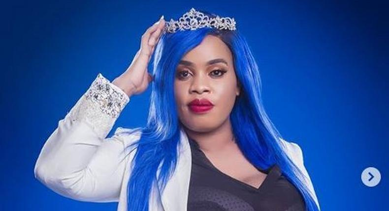 Bridget Achieng speaks on getting back with Nigerian baby daddy