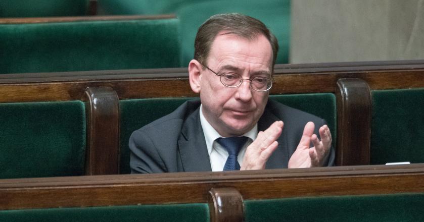 Ustawę przygotował Mariusz Kamiński