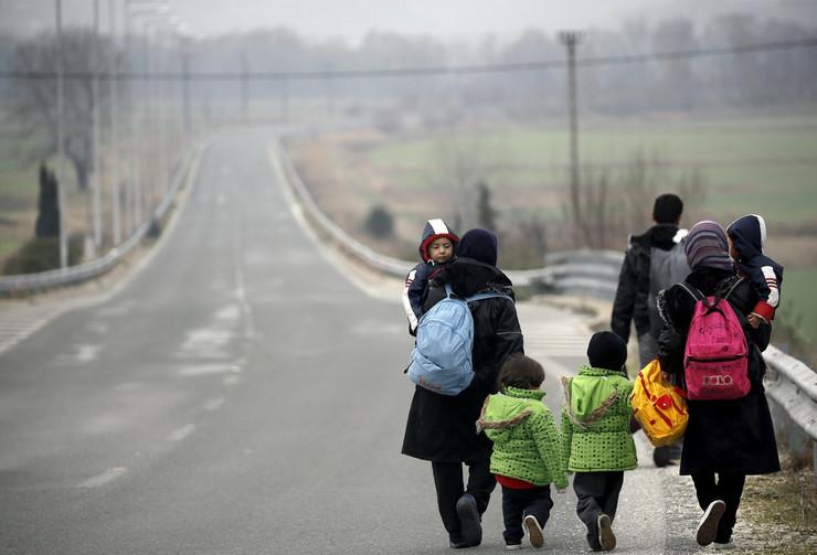 migranti, autoput u Grčkoj 02_REUTERS_foto REUTERS