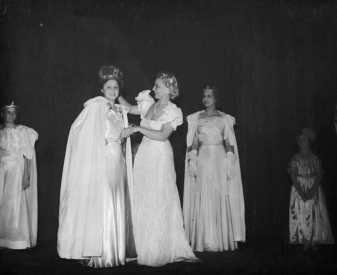 Izbor lepote 1929. godine (ilustracija)