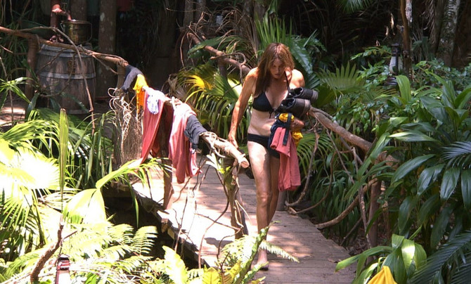 Kejltin Džener u Australiji