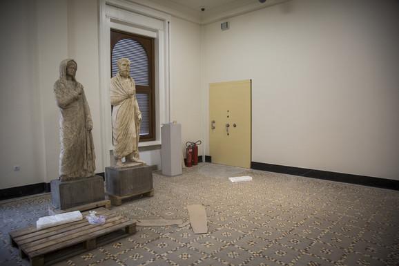 Građanin i Građanka, II ili III vek, Stobi (Makedonija)