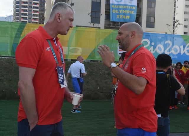 Žarko Psapalj i Aleksandar Đorđević