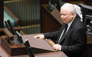 Kaczyński: Projektem noweli ws. ustroju sądów chcemy powstrzymać 'wysadzenie w powietrze' wymiaru sprawiedliwości
