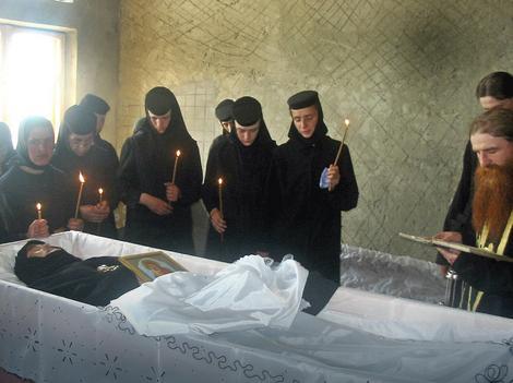 Molitva za žrtvu